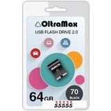 USB Flash Oltramax 70 64GB (черный) [OM-64GB-70-Black]