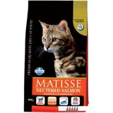 Корм для кошек Farmina Matisse Neutered Salmon 1.5 кг