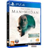 Игра The Dark Pictures: Man of Medan для PlayStation 4