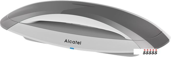 Радиотелефон Alcatel Smile (серый)