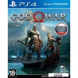 Игра God of War для PlayStation 4