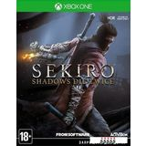 Игра Sekiro: Shadows Die Twice для Xbox One