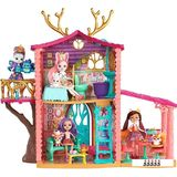 Кукольный домик Enchantimals Cozy Deer House Playset